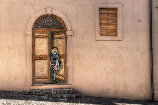 Trompe L'oeil by Leonardo Marangi