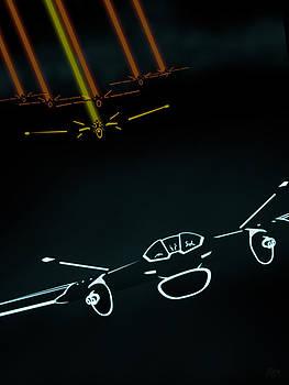 Tron Light Jet by Edwin Urena