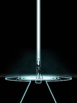 Tron Portal by Edwin Urena