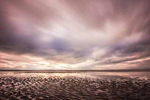 Troon Beach - Scotland by Arianna Petrovan