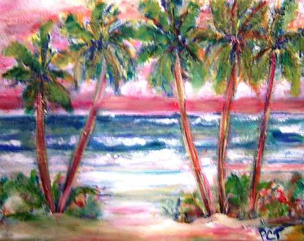 Patricia Taylor - Tropical Beach Holiday