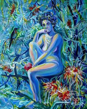 Anna  Duyunova - Tropical Bird