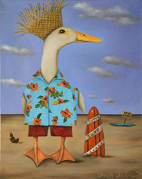 Leah Saulnier The Painting Maniac - Tropical Bird  pro photo