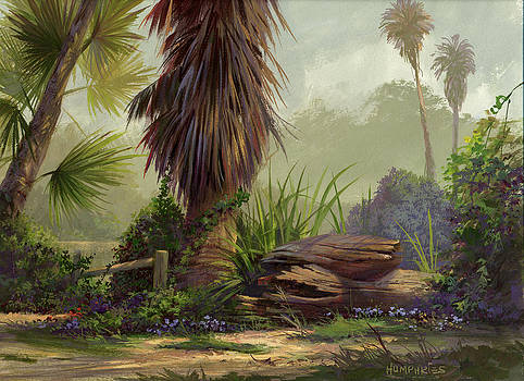 Tropical Blend by Michael Humphries
