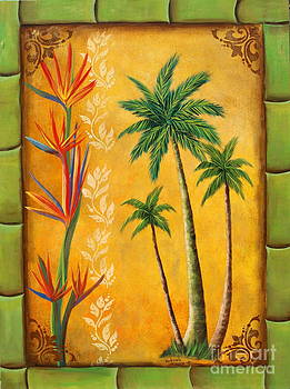 Tropical colors by Gabriela Valencia