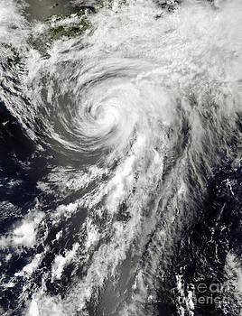 Science Source - Tropical Storm Yagi