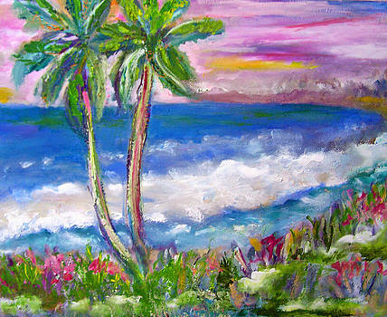 Patricia Taylor - Tropical Sunset 2