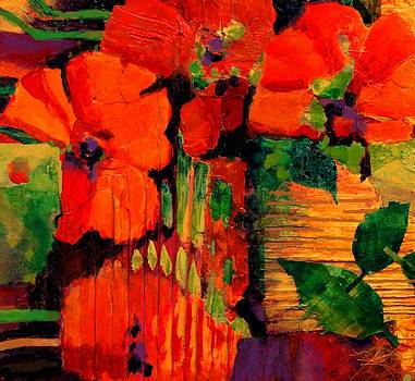 Tropical Tapestry by Carol  Nelson