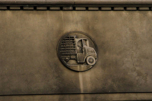 Truck by Dave Manning