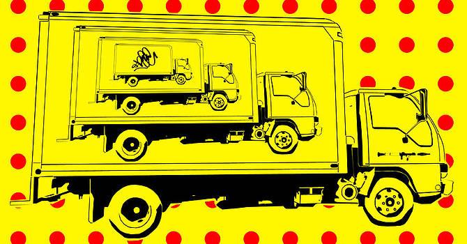 Truck'n by Ryan Hughes