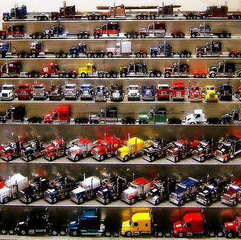 Trucks by Claude Oesterreicher
