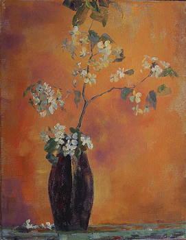 Trudi's Vase by Terri Messinger