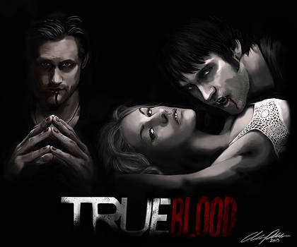 True Blood by Austin Phillips