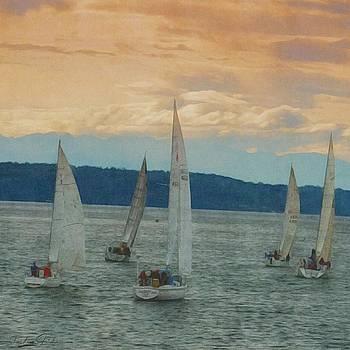 True Sail by Frank Jackson