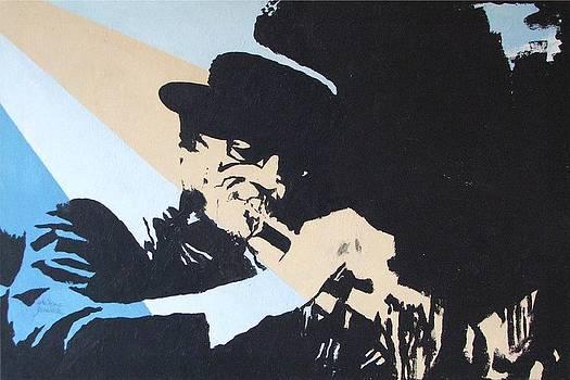 Trumpeter Thomas Stanko by Milena Gawlik
