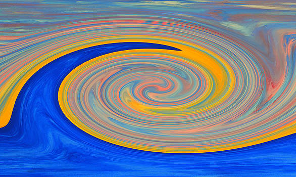 Bishopston Fine Art - Tsunami