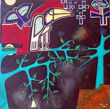Tucano by Adalardo Nunciato  Santiago