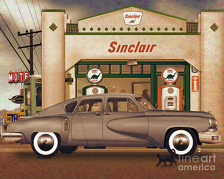 Tucker's Torpedo by Michael Lovell