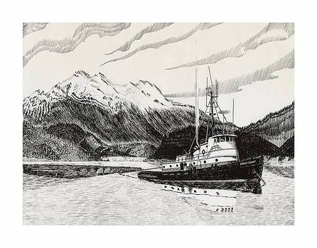 Jack Pumphrey - Skagit Chief Tugboat