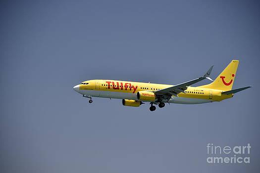 Joe Cashin - TULfly - Tulsa fly D-ATUJ