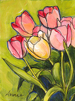 Tulips by Annie Salness