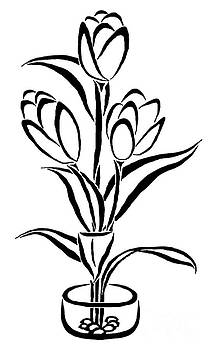 Tulips by Mark Teeter