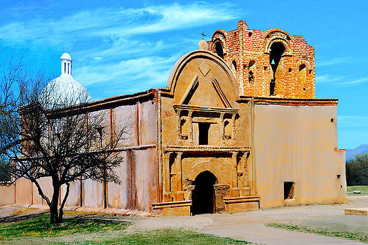 Tumacacori National Historical Park by Bob and Nadine Johnston