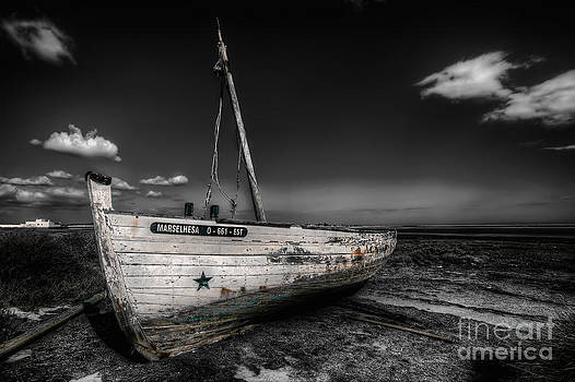 English Landscapes - Tuna Fishing Boat