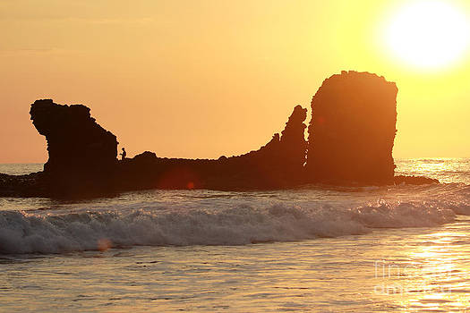 Tunco Sunset Magic  by Stav Stavit Zagron