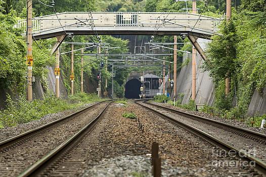 Tunnel by Scott Kerrigan
