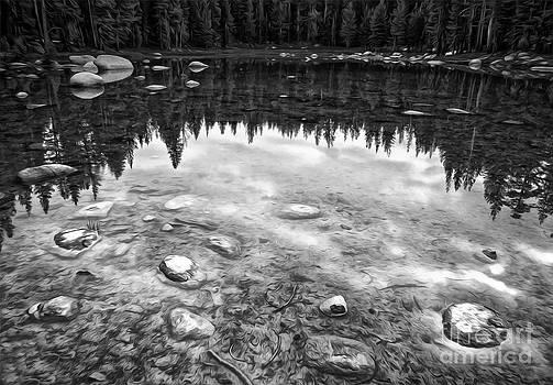 Gregory Dyer - Tuolumne Lake