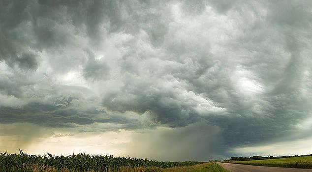 Turbulence and Rain by Joseph Mills
