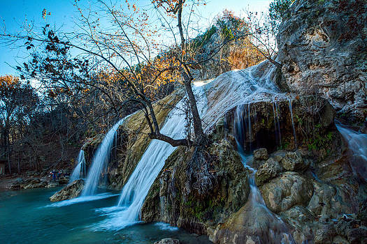 Turner Falls HDR by Nathan Hillis