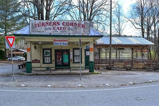 Turners Corner by Bob Jackson