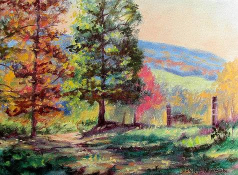 Turning of the Seasons by Bonnie Mason