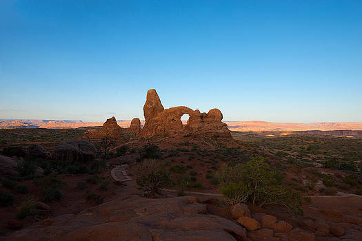 Jeff Lewis - Turret Arch