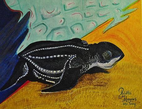 Turtle by Julietta  Haynes