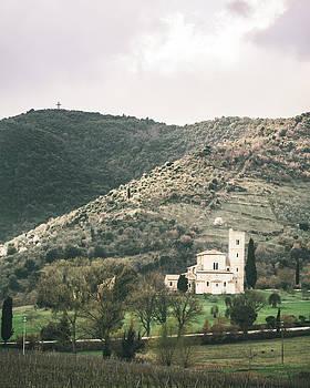 Tuscan Church by Clint Brewer