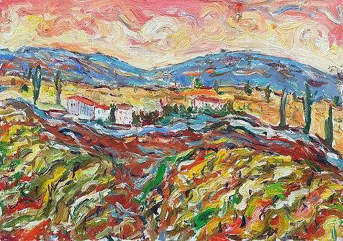 Tuscany 12 by Borislav Djukanovic