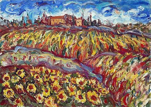 Tuscany 18 by Borislav Djukanovic