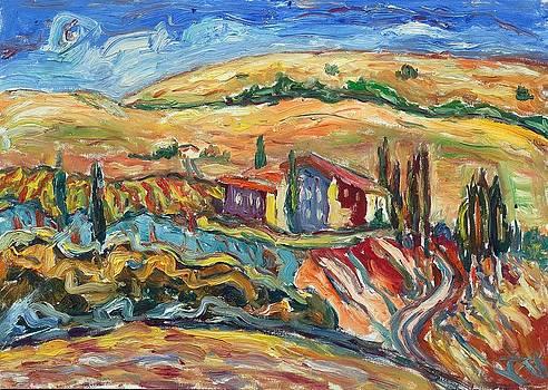 Tuscany 20 by Borislav Djukanovic