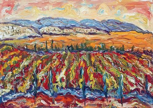 Tuscany 4  by Borislav Djukanovic
