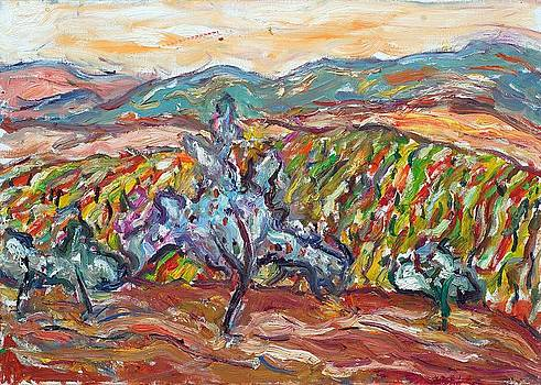 Tuscany 7 by Borislav Djukanovic