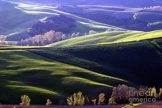 Tuscany Hills by Arie Arik Chen