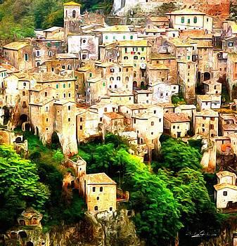Tuscany Tuscany Tuscany by Frank Jackson