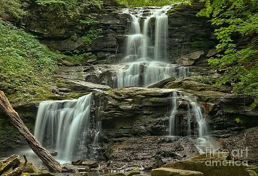 Adam Jewell - Tuskarora Falls