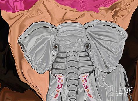 Tusk's Manicure by Sherin  Hylan