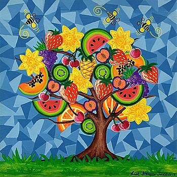 Tutti Fruitti  by Lisa Frances Judd