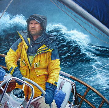 Twelve Foot Seas by Dan Fusco