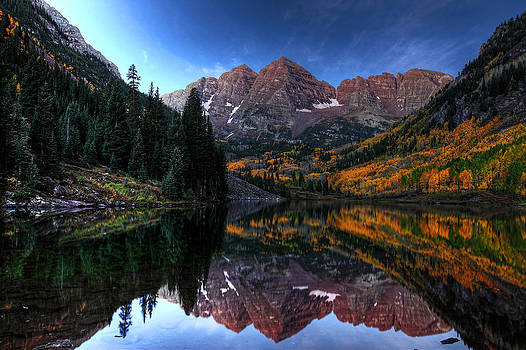 Twilight Bells by Chris  Allington